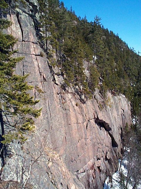 Max School Climbing
